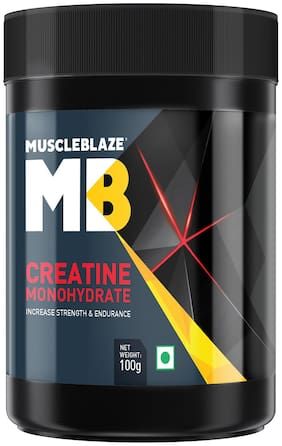 Muscleblaze Micronized Creatine Monohydrate 100 g Unflavored
