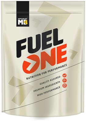 MuscleBlaze Fuel One Whey Protein Immunity+,1 Kg, Chocolate