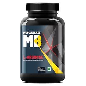 Muscleblaze L-Arginine - 90 Capsules