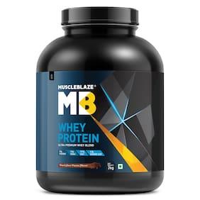 MuscleBlaze Whey Protein (Dark Choco Passion; 2 kg / 4.4 lb)
