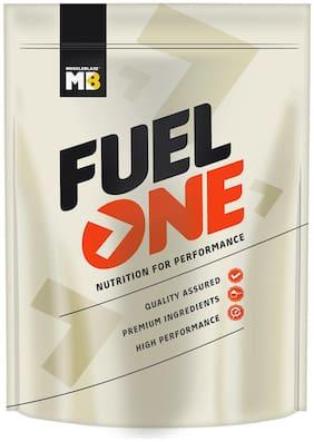 MuscleBlaze Fuel One Whey Protein Immunity+, 2.2 lb / 1 kg Mango Pack of 1