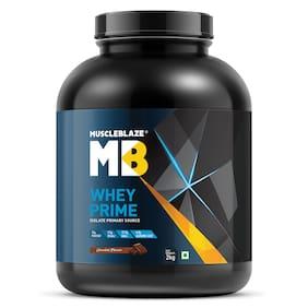 MuscleBlaze Whey Prime 4.4 lb /2 kg - Chocolate