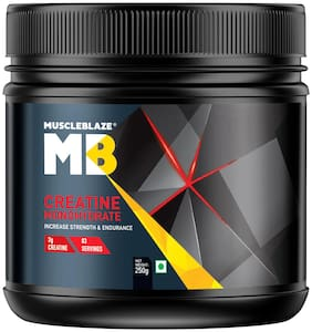 Muscleblaze Micronized Creatine Monohydrate 250 gm Unflavored
