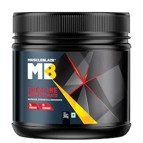 Muscleblaze Micronized Creatine Monohydrate 250 g Unflavored
