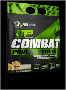 MusclePharm Combat Sport 129 Servings Cookies And Cream 10 lb