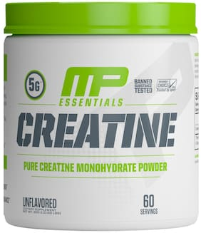 MusclePharm Creatine 60 Servings Unflavoured 300 g