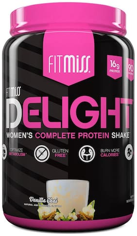 MusclePharm FitMiss Delight Vanillla Chai 36 Servings 2 lb