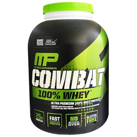 MusclePharm Combat 100% Whey Protein (2.2 kg, CHOCOLATE MILK)