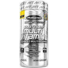 Muscletech Essential Series Platinum Multivitamin - 90 Tablets