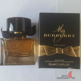My Burberry Black 1.6oz./1.7 50ml EDP Eau de Parfum for Ladies BRAND NEW RELEASE