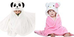 My Newborn Luxury Quality Ultra Soft baby bath towel for new born baby boy and baby girl