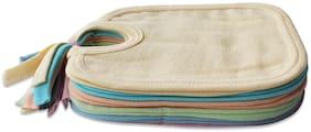 My NewBorn Original-Premium Quality Super Soft Daily Use Elegant Towel Bibs For Baby Boy And Baby Girl