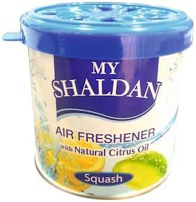My Shaldan Squash Gel Car Freshener|Car Perfume(80g)