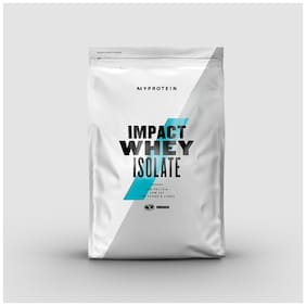 Myprotein Impact Whey Isolate Unflavoured 500g (IND)