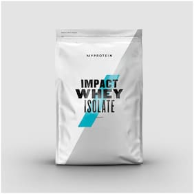 Myprotein Impact Whey Isolate Chocolate Smooth 1 kg