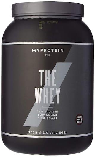 Myprotein The Whey Decadent Milk Chocolate Flavour 900g (IND)