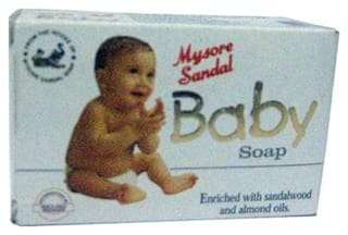 Mysore Sandal Bathing Soap - Baby 75 g