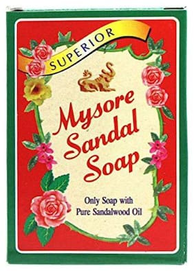 Mysore Sandal Bathing Soap 75 g