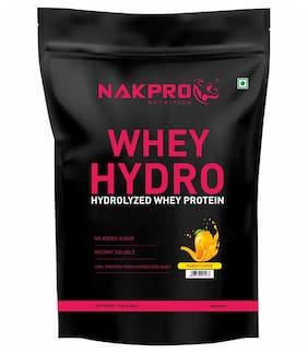 Nakpro Hydro Whey Protein Hydrolyzed Supplement Powder Mango 1 Kg (Pack Of 1)