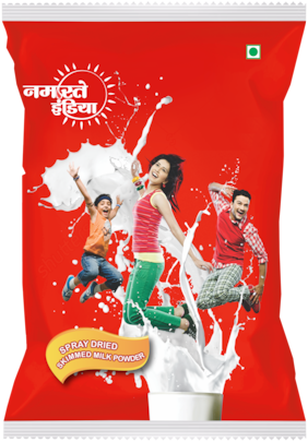 Namaste India Skimmed milk powder 1 kg