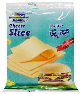 Nandini Processed Cheese Slices 100 g