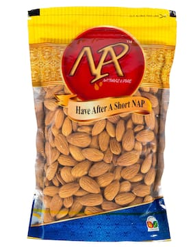 Nap Almonds 400 g ( Pack of 1 )