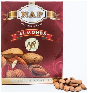 NAP ALMONDS 400g (Pack of 1)