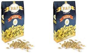 Nap Premium Quality Kishmish/Raisin Pack Of 2 (500 g Each)