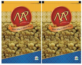 Nap Raisin/Kishmish 500 g (Pack of 2)