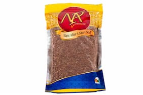 NAP RAW FLAX SEEDS (ALSI) 500 g Pack of 1