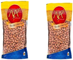 Nap Raw Groundnut 400g (Pack of 2)