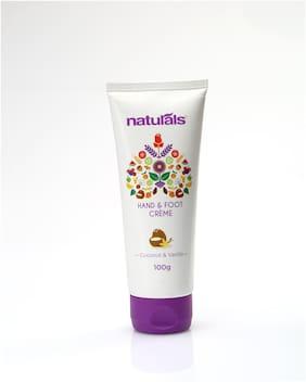Naturals Coconut Vanilla Hand and Foot Cream - 100 g