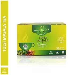 Nature Chai Tulsi Masala Tea - 25 Tea Bags (Pack of 1)