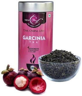 Nature Chai Garcinia Green Tea 100g Tin Can - Pack of 1