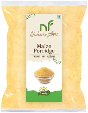 Nature Food Best Quality Maize Porridge / Makka Daliya (Corn ) 4 kg