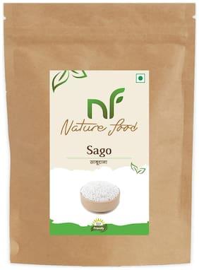 Nature Food Best Quality Sabudana / Sago 500 g