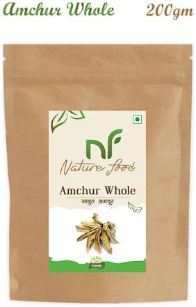 Nature Food good Quality Whole Amchur 200 g