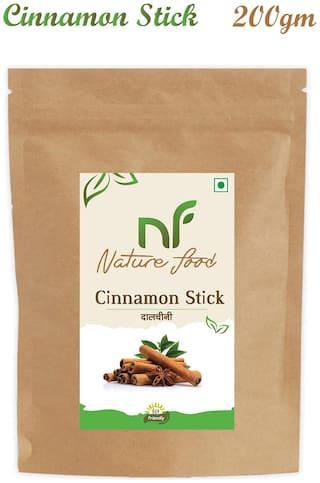 Nature Food good Quality Cinnamon Sticks / Dalchini 200 g