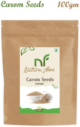 Nature Food good Quality Carom Seed / Ajwain 100 g