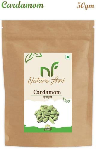 Nature Food good Quality Cardamom / green Elachi 50 g
