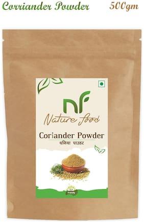 Nature Food good Quality Corriender Powder / Dhaniya 500 g