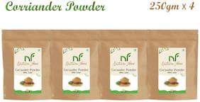 Nature Food Good Quality Corriender Powder / Dhaniya Pack of 4 (250g x4)