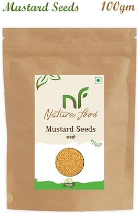 Nature Food good Quality Mustard Seed / Sarso 100 g