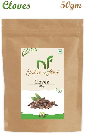 Nature Food good Quality Cloves / Laung 50 g