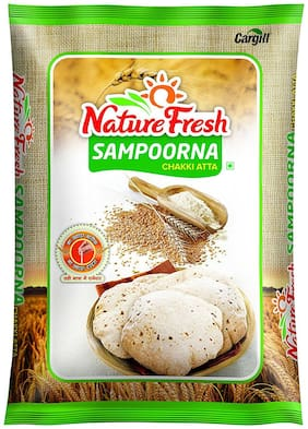 Nature Fresh Atta - Chakki Fresh 5 kg