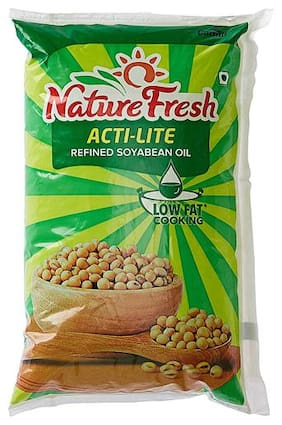 Nature Fresh Soyabean Oil - Acti Lite Refined 1 L