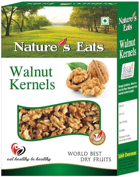 Nature's Eats Royal Walnut Kernel Quarter 250g