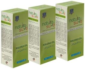 Nature Sure Kalonji Tail (Blackseed Oil) 110ml (Pack of 3)