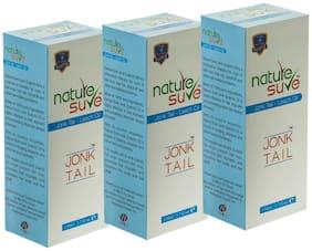 Nature Sure Jonk Tail (Leech Oil) 110 ml each (Pack of 3)