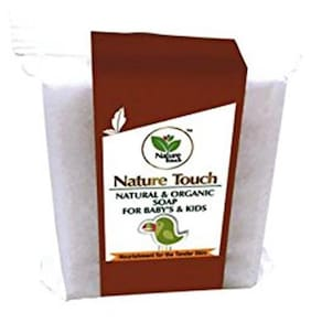 Nature Touch Presents Natural & Organic Soap For Baby's & Kids
